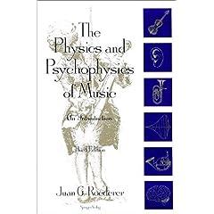 【クリックでお店のこの商品のページへ】The Physics and Psychophysics of Music: An Introduction: J. G. Roederer: 洋書