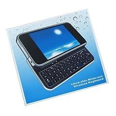Ultra-thin Slide-out Wireless Keyboard - HY