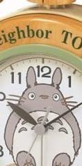 シチズン となりのトトロ 置き時計 R455N 4RA455MN06