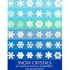 Snow Crystals (Dover photography collections) (ペーパーバック)