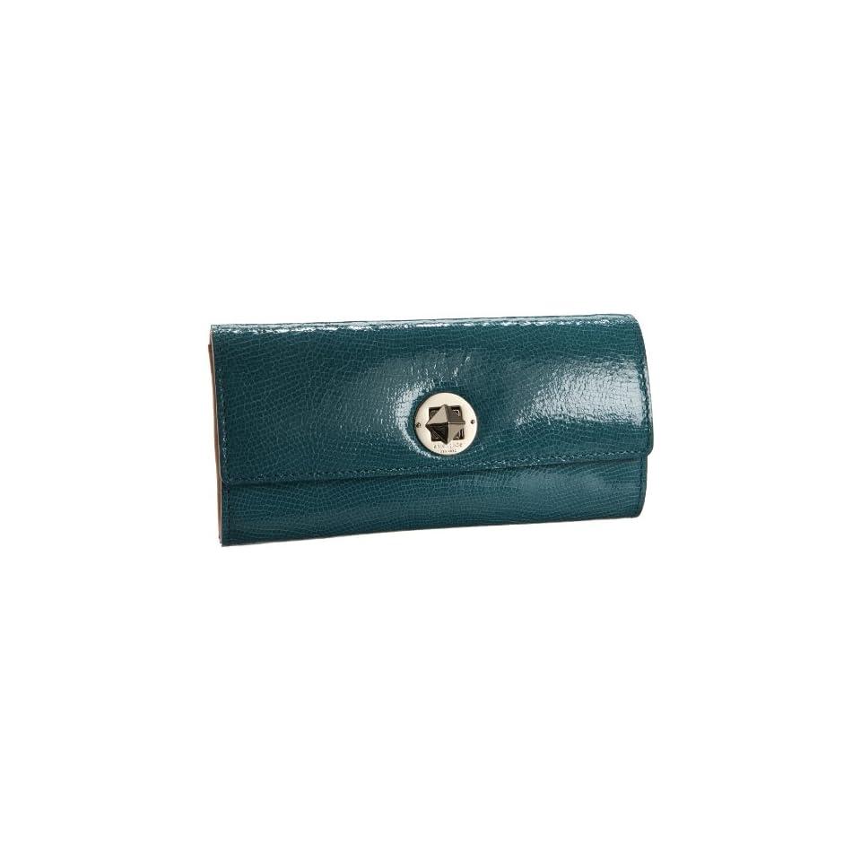 Kate Spade Jane Street Maria Continental Checkbook Wallet   designer