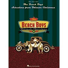 ♪The Beach Boys: Selection from Ultimate Christmas (楽譜)