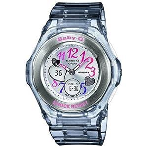 カシオ CASIO 腕時計 Baby-G ベビージー Multi Color Dial Series マルチカラー ダイアルシリーズ BGA-101-8BJF レディース
