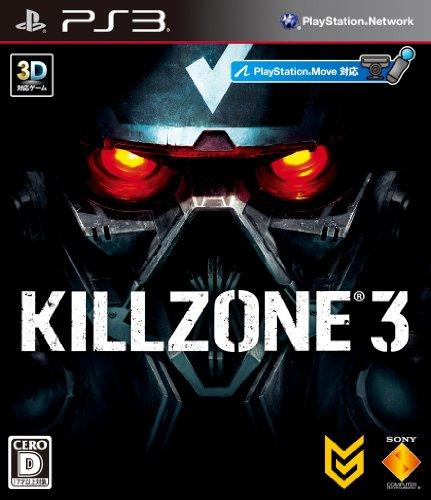 KILLZONE 3(初回生産限定特典:オンライン対戦に役立つポイント(武器の解除やスキルの開放に使用可能)をダウンロードできるプロダクトコード同梱)