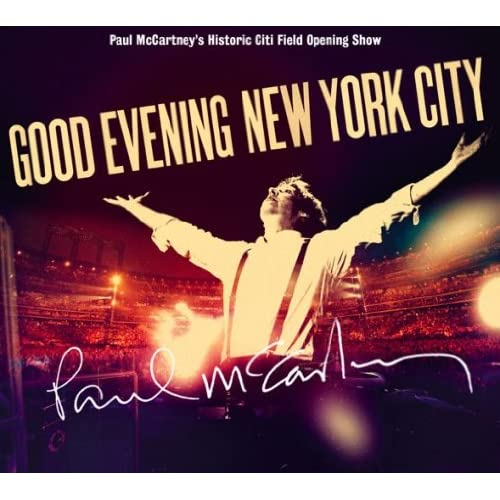 Paul McCartney - Good Evening New York City (Live) - Mrs. Vandebilt