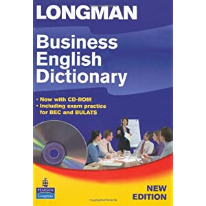 Longman Business Dictionary (Longman Business English Dictionary)