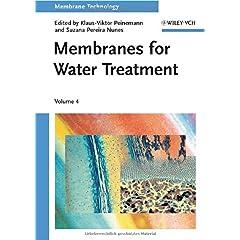 【クリックでお店のこの商品のページへ】Membrane Technology: Volume 4: Membranes for Water Treatment [ハードカバー]