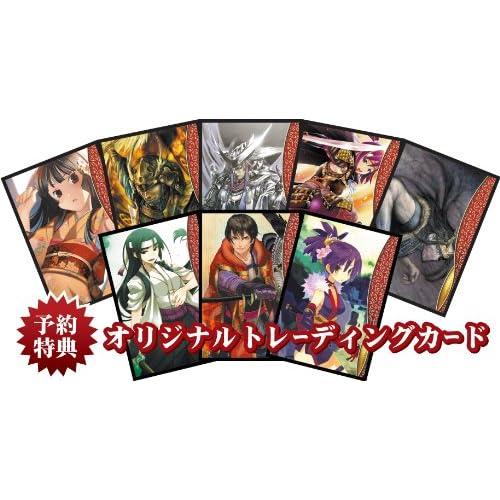 戦国絵札遊戯 不如帰 大乱 特典 オリジナルトレーディングカード(8枚)付き ※トレーディングカードの絵柄は選べません。