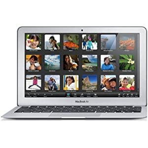 Apple MacBook Air 1.4GHz Core 2 Duo/11.6/2G/128G/802.11n/BT/Mini DisplayPort MC506J/A