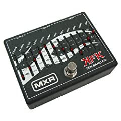 MXR KFK-1 TEN BAND EQUALIZER