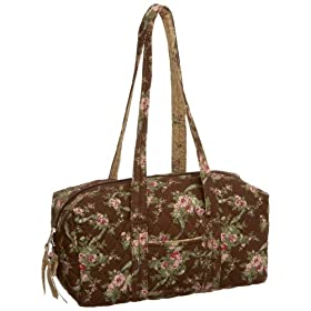 Lily Waters Betsy Barrel - Free Overnight Shipping & Return Shipping: Endless.com :  carry on luggage weekender paisley