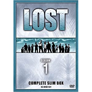 LOST シーズン1 COMPLETE SLIM BOX [DVD]