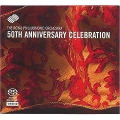 【クリックでお店のこの商品のページへ】Hector Berlioz, Richard Strauss, Sergey Rachmaninov, Alexander Gibson, Charles Mackerras, Yehudi Menuhin, Vernon Handley, Andre Previn, Thomas Beecham, Royal Philharmonic Orchestra : The Royal Philharmonic Orchestra: 50th Anniversary Celebration - 音楽