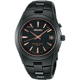 SEIKO (セイコー) 腕時計 SPIRIT スピリット アドバンウェーブ ソーラー 電波時計 流通限定モデル SBTM131 メンズ