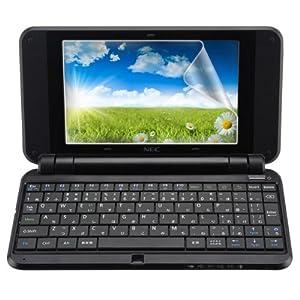 SANWA SUPPLY 液晶保護指紋防止光沢フィルム(NEC Life Touch NOTE用) PDA-FLTNKFP (Amazon)