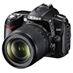 Nikon デジタル一眼レフカメラ D90 AF-S DX 18-105 VRレンズキット D90LK18-105