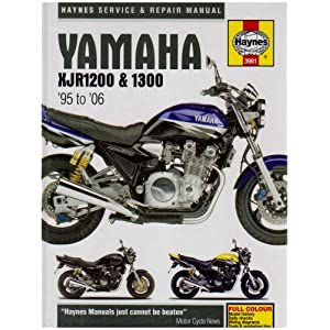 【クリックで詳細表示】Yamaha XJR1200 and 1300 Service and Repair Manual: 1995 to 2006 (Haynes Service and Repair Manuals) [ハードカバー]