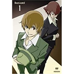 BACCANO!(バッカーノ!) 01 [DVD]