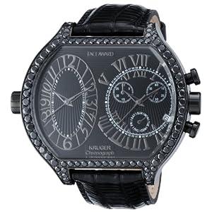 フェイスアワード(FACEAWARD) 腕時計 KRUGER ケースサイズ 44×56mm FA007BKBKBK 梅宮アンナ ディレクター ブランド レディース