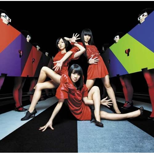 CrimsonRain.Com 日韓大碟推薦:Perfume - 不自然なガール/ ナチュラルに恋して