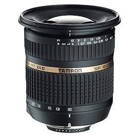 【クリックで詳細表示】TAMRON 超広角ズームレンズ SP AF10-24mm F3.5-4.5 DiII ソニー用 APS-C専用 B001S