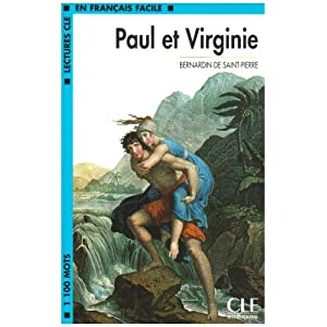 Lectures CLE En Francais Facile - Level 2: Paul Et Virginie