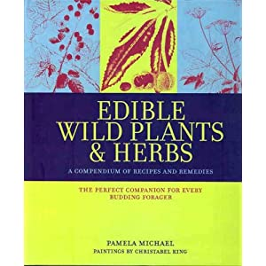 Edible Wild Plants & Herbs: A Compendium of Recipes and Remedies (ハードカバー)