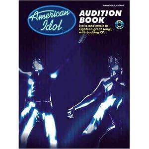 【クリックでお店のこの商品のページへ】American Idol Audition Book: 洋書