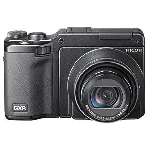 【クリックで詳細表示】RICOH デジタルカメラ GXR P10 28-300mm F3.5-5.6VC KIT GXR+P10KIT