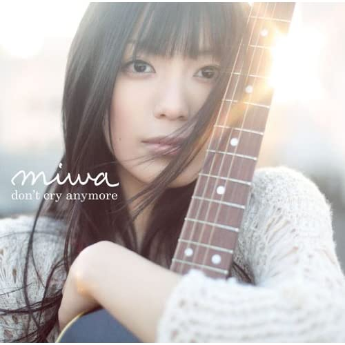 CrimsonRain.Com 日韓大碟推薦:miwa - don't cry anymore