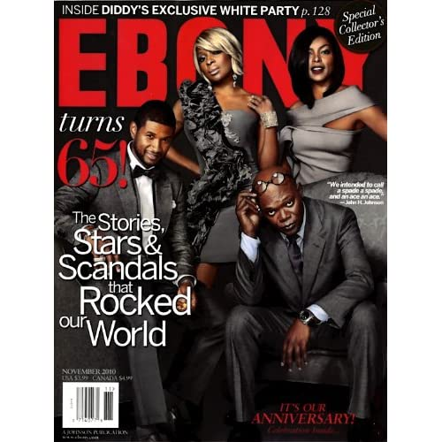Ebony [US] November 2010 (単号) [雑誌]