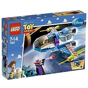 レゴ トイ・ストーリー バズのスターコマンドスペースシップ 7593