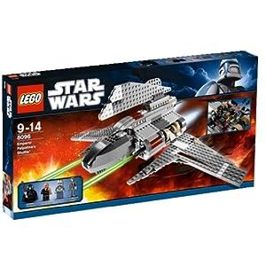 LEGOスターウォーズシリーズから皇帝のシャトル 8096