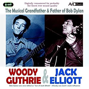 Musical Grandfather & Father of Bob Dylan
