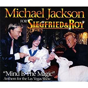 Mind Is the Magic: Anthem for the Las Vegas Show [Single] [Import] [from US]