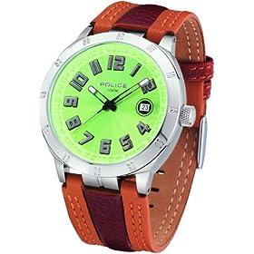 POLICE (ポリス) 腕時計 OUTLAW アウトロー 11807JS‐24 メンズ