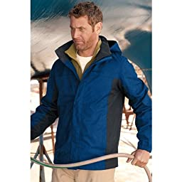 WeatherEdge Rainfoil Jacket: Lapis
