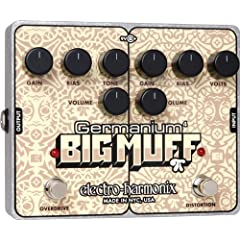ELECTRO-HARMONIX Germanium 4 Big Muff