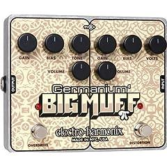 ELECTRO-HARMONIX Germanium 4 Big Muff