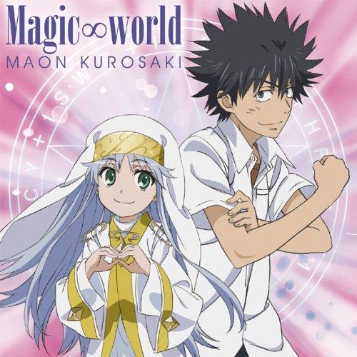 Magic∞world 〈初回限定盤〉 [Single, CD+DVD, Limited Edition]…上条さんにピンク…ファンシーすぎるw