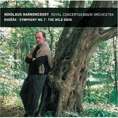 輸入盤CD ニコラウス・アーノンクール指揮/ロイヤル・コンセルトヘボウ管弦楽団 ドヴォルザーク:交響曲第7番&交響詩「野鳩」のAmazonの商品頁を開く