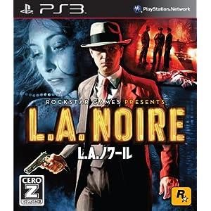 """L.A.ノワール (初回生産特典:「The Naked City」ダウンロードコード同梱)【CEROレーティング「Z」】 特典 Amazon.co.jpオリジナル特典「""""The Broderick"""" Detective Suit」ダウンロードコード付き [18歳以上のみ対象]"""