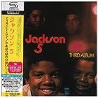 アイル・ビー・ゼア/さよならは言わないで+2(Third Album/Maybe Tomorrow)/ジャクソン5(Jackson 5)