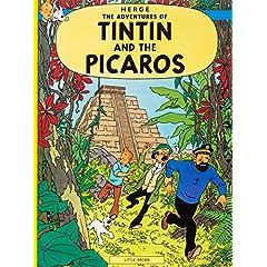 قصص تان تان : Tintin and the Picaros...... 0316358495.01._AA240_SCLZZZZZZZ_V55787880_