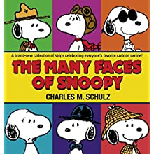 Many Faces of Snoopy cover