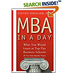 ماجستير إدارة الأعمال Mba في كتاب واحد