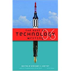 Best of Technology Writing 2006