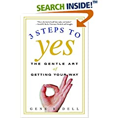 review and buy 3 Steps to Yes