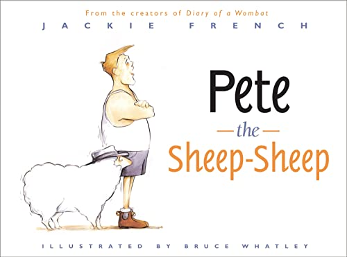 Pete the Sheep Sheep