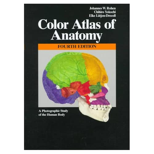 Color Atlas of Anatomy: A Photographic Study of the Human Bo 0683304925.01._SS500_SCLZZZZZZZ_V1056465316_